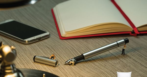 Dålig penna = dålig reklam